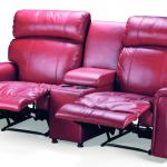 hot sale modern italian leather furniture home theater seat MP-11-MP-11