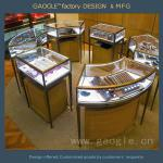High-end jewellery shop counter design showcase display-GG30168