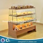 multifunction many layers food display table-