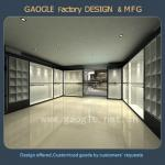 modern boutique shop man clothes display furniture-GG2723