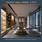 Novel design style clothing display furniture-GG2716