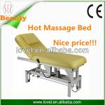 Hot!!! High Quality 1 Motor Electric Lift Full Body Massage Bed-LV-801 Massage bed