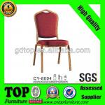 Wholesale Metal Banquet Wedding Stackable Chair CY-8004-CY-8004 Stackable Chair