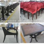 MDR-1147 Luxury Restaurant Dining Room Tables & Chairs-MDR-1147