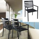 2014 newest modern restaurant tables and chairs-LC-206