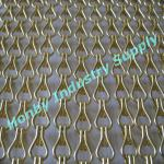12mm double hook decorative metal chain curtain in freely design-F0809B
