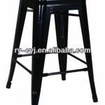 China cheap restaurant metal chair in low price SM801-26-black-SM801-26