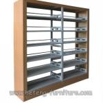 Library Bookcase Furniture-JF-LB008