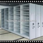 steel double sided mechanical mobile shelving system-SJ-001
