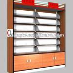 best selling library steel bookcase,book shelf ,library furniture-SR023-XT