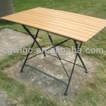 modern outdoor folding table for garden-FT001