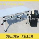 metal frame folding table-1.1*0.6
