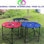 new designed fold caming table outdoor table-YD-NP-73