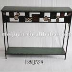 2012 Metal Folding Console Table With Fantastic Design-12MJ528