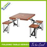 wooden folding table china fir portable table moveable wooden table-wooden folding table
