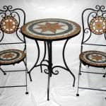 ista 3a approved mosaic Garden Furniture-FH062546-47