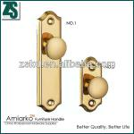 Brass cupboard handle (Amiarko)-ZS2010