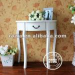 popular and classic style wood console table (B011)