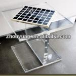 Clear Transparent Organic Table/Plexiglas Coffee Table/Acrylic Desk