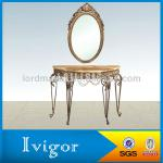 Outdoor Ice Table Cooler Of Outdoor /Hotel Hall Console Table 2011 (D19#-522-2#)