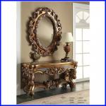 Chinese Hand Carved Console Table for Sale S-8001B
