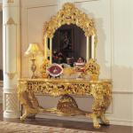 European home furniture console table-palace royal furniture