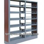 Steel bookcase in libuary,steel bookcase made in China,bookcase,library furniture