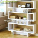Hot Sale Decorative Wooden Bookcase BS-8024120