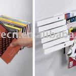 design invisible book shelf