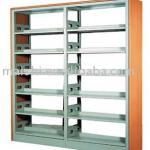 library bookshelf, school bookshelf, office metal bookshelf