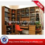 cheap wooden bookcases with competitve price