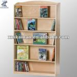Wooden Bookcase Single Side