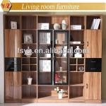 home modern bookcase/home office bookcase