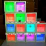 light up bookcases /LED ice bucket/color chaning outdoor planter/ glowing flower pot