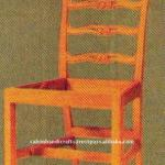 wooden ladder back chairs