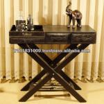 CONSOLE TABLE WITH TRAY