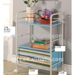 metal decoration storage display shelf rack for room
