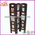 Wooden shelf,Screen,wall mount display shelf (WJ278471)