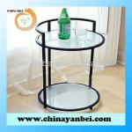Steel Functional folding table with Storage