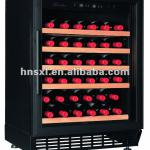 5 shelves wine cabinet cooler