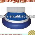 PVC inflatable high-class cheap water bed EN71 approved-GSFH-B01
