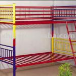 Metal bunk bed furniture-XH-TC066