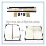 KD Design Wood Slats Bed Frame-BYX-04