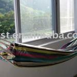 New Canvas and Cotton Rope Single Glider Hammock-10483 1021 0003 4484