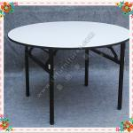 Modern and stable round folding outdoor table YC-T01-03-YC-T01-03