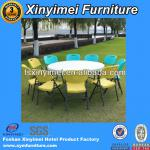 Strong And Lightweight Plastic Outdoor Folding Table-XYM-T103 Folding Table