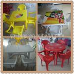 plastic table and chairs wholesale alibaba-HS-022