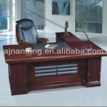 MDF material office desk NF-XSX-2 with ISO9001 2000, SGS, BV certificate-NF-XSX-2
