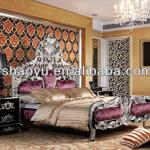 2013 new design luxury hotel bedroom furniture/deluxe hotel furniture