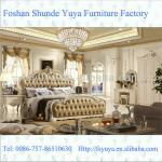 2014 home furniture/ French style white bedroom set HF01